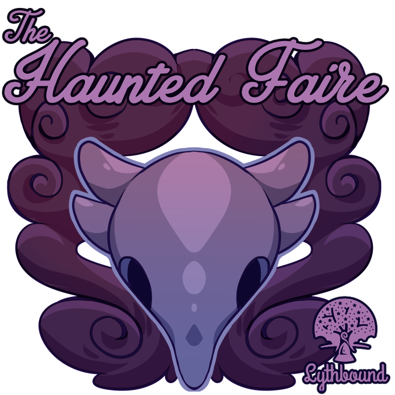 The Haunted Faire banner